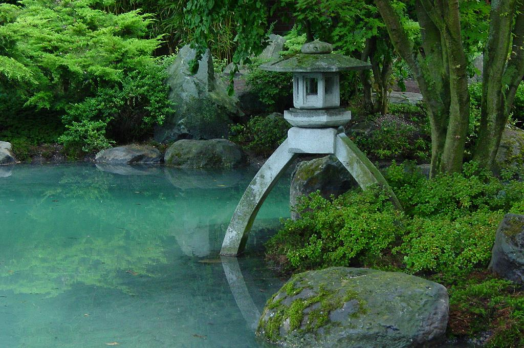 japanischer Garten in Salzgitter