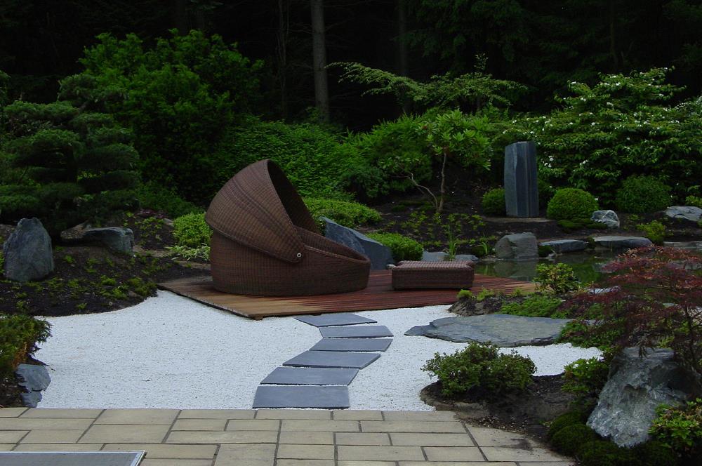 Japanischer garten bei hamburg zen und kunst vereint im for Gartengestaltung hamburg