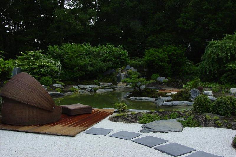 japanischer garten bei hamburg zen und kunst vereint im japangarten. Black Bedroom Furniture Sets. Home Design Ideas