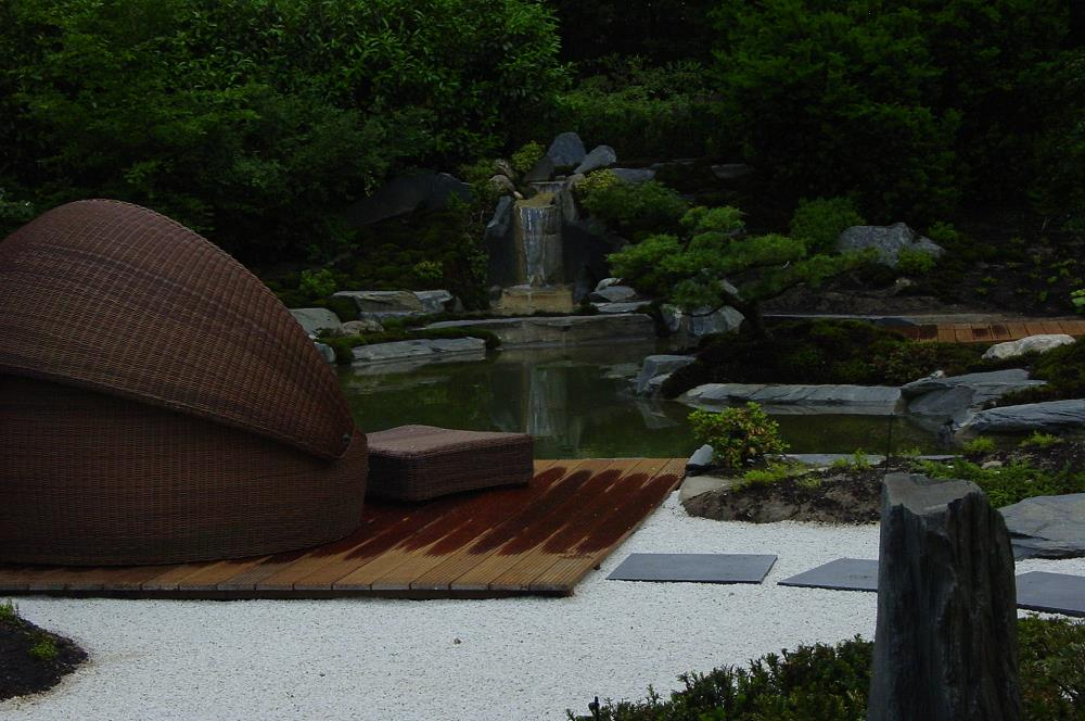 japanischer garten bei hamburg zen und kunst vereint im japangarten. Black Bedroom Furniture Sets. Home Design Ideas