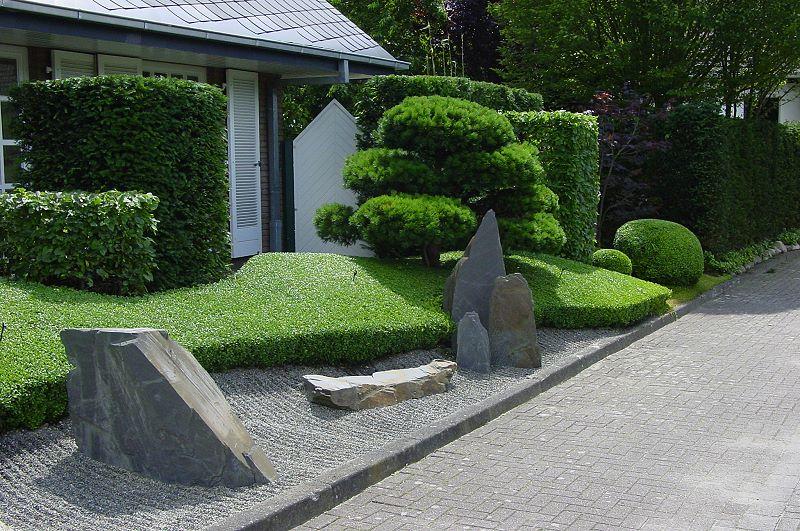 japanische gaerten der firma japan-garten-kultur, nicht einfach, Gartenarbeit ideen