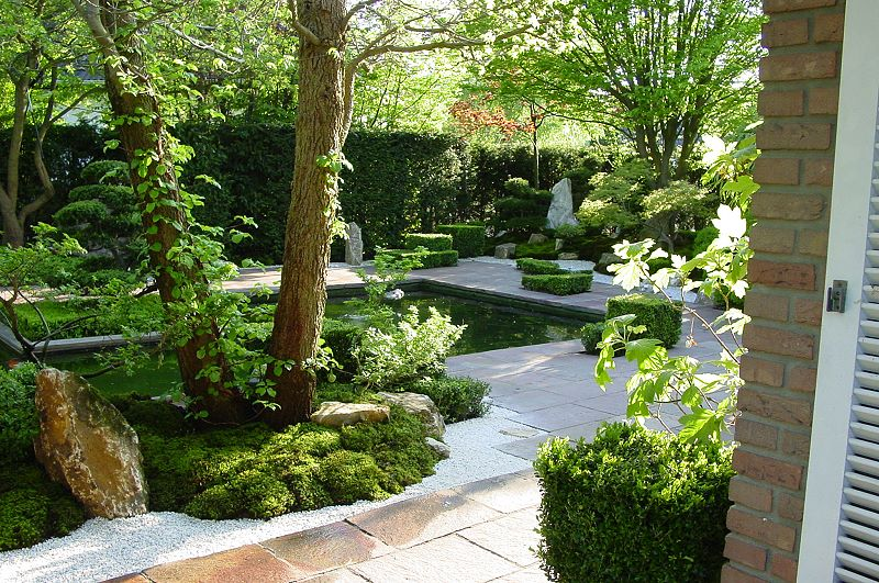 japanische Gaerten der Firma Japan-Garten-Kultur, nicht ...